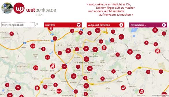 Wutpunkte Mönchengladbach